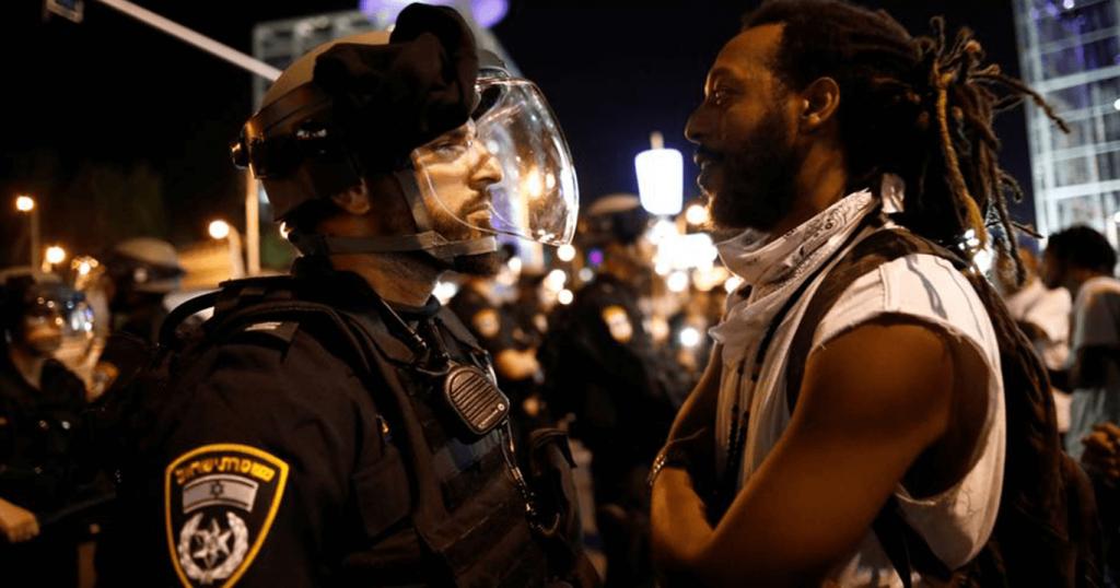 الفلاشا في إسرائيل مجتمع عنصري وعرقية مأزومة