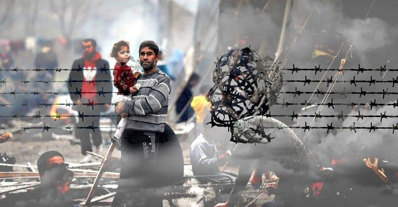 اليمين العربي هل يكره العرب اللاجئين العرب؟