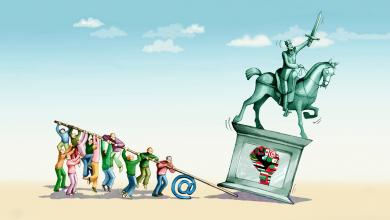 Photo of دور الإنترنت في الثورات العربية