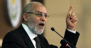 محاولات لعقد لقاء بين «بديع» وممثلى «الإخوان» السابقين في «ائتلاف الثورة»
