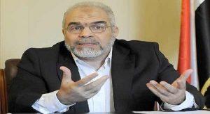 القبض على الإخوانيين محمود غزلان وعبدالرحمن البر