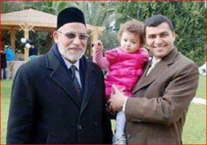 مقتل نجل المرشد العام للإخوان