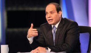 """""""السيسي"""" يمهل الرئاسة والمعارضة أسبوعا للوصول إلى توافق"""