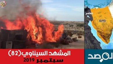 Photo of المشهد السيناوي سبتمبر 2019