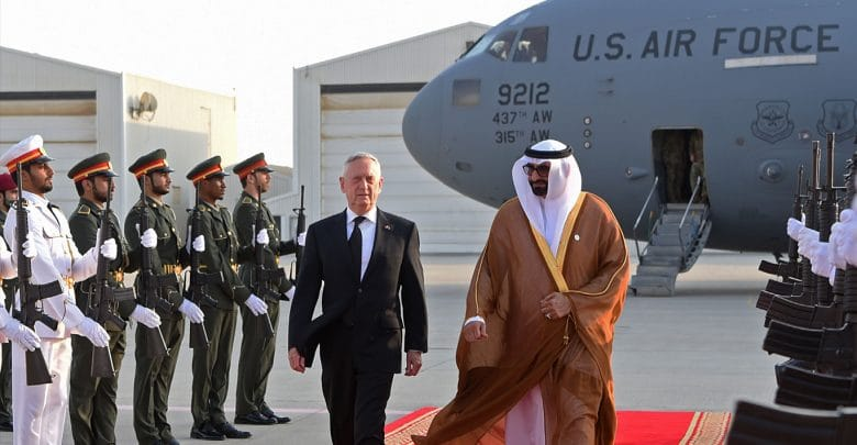 تقرير أمريكي اللوبي الإماراتي وتشكيل سياسة أمريكا الخارجية