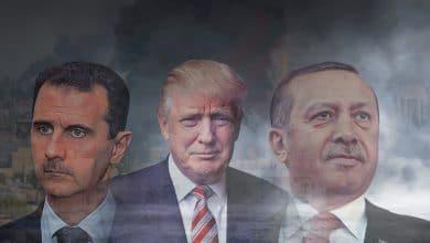 نبع السلام والإرث الأمريكي في سوريا