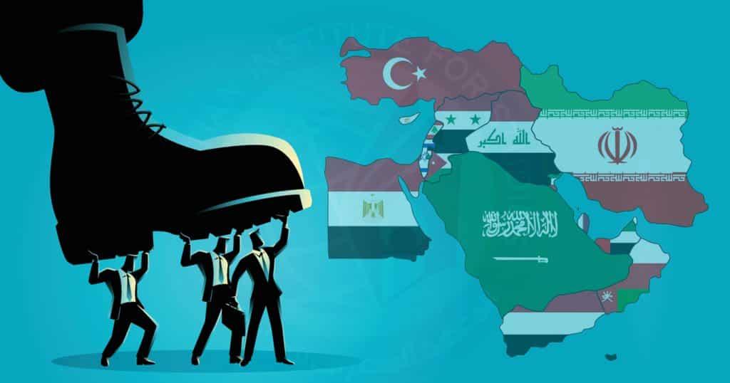 جذور الاستبداد في الشرق الأوسط