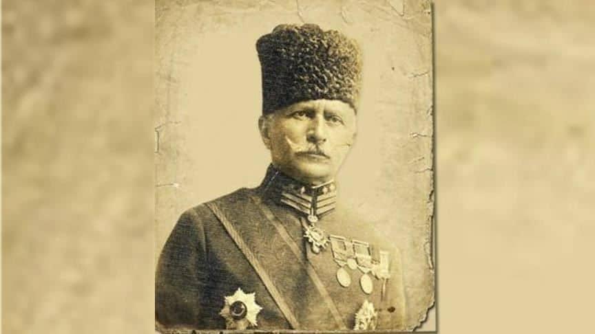 فخر الدين باشا
