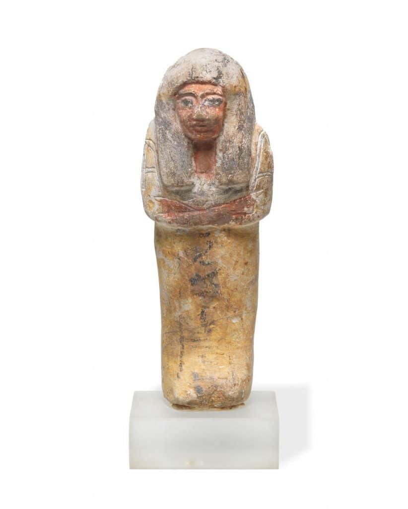 مزادان علنيان للآثار المصرية بلندن-8
