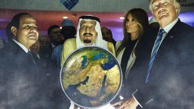 صفقة القرن وجيوبوليتيك الشرق الأوسط