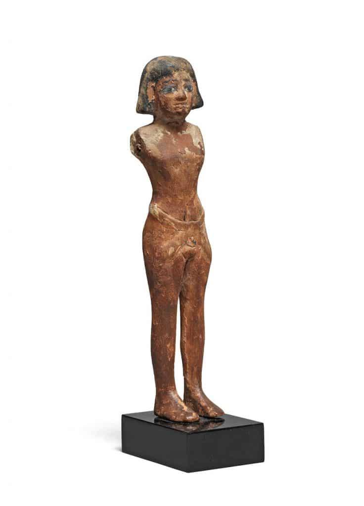 مزادان علنيان للآثار المصرية بلندن-26