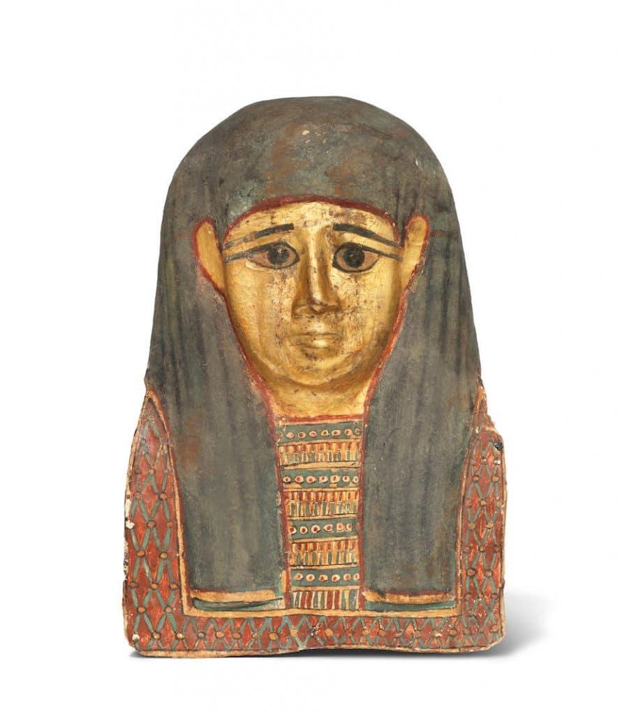 مزادان علنيان للآثار المصرية بلندن-32