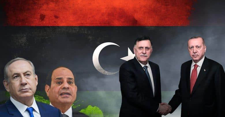 المذكرات التركية ـ الليبية الأثر القانوني وإشكالية التنفيذ