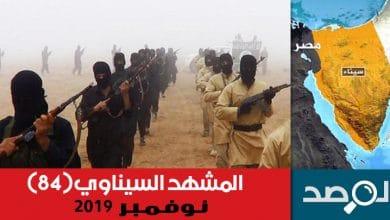 Photo of المشهد السيناوي نوفمبر 2019