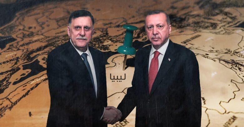 تركيا وليبيا وجيوبوليتيك الطاقة في المتوسط