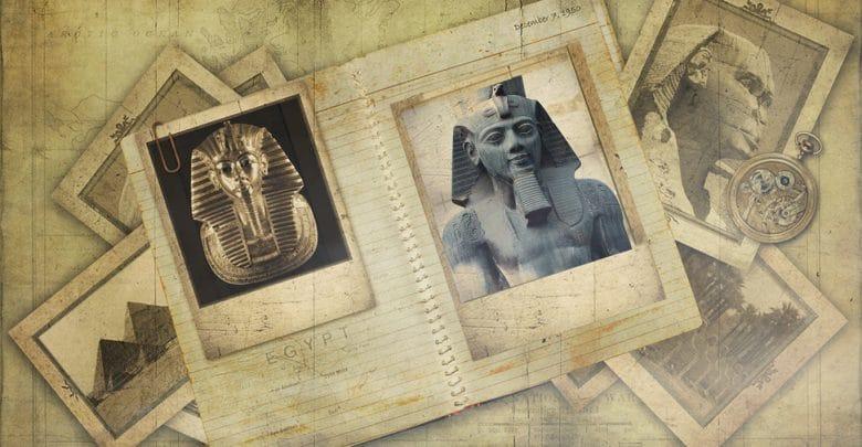الآثار المصرية 2019 (معارض خارجية ومزادات علنية)
