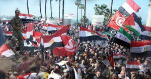السياسات الدولية تجاه الثورات العربية المحددات والمسارات
