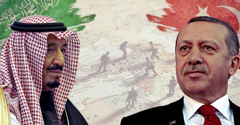 العلاقات التركية السعودية 2011 ـ 2019