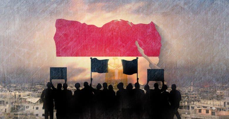 محددات نجاح المقاومة المدنية في مصر