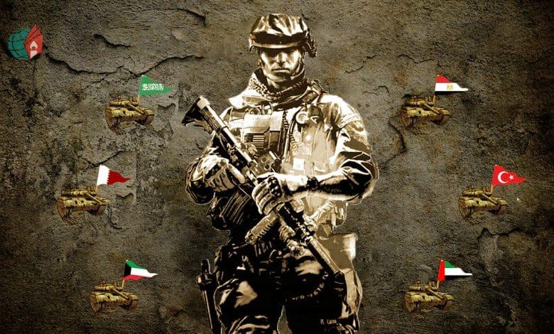 التصنيفات الدولية للجيوش المعايير والأهداف