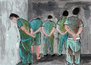 بين القهر والعبودية شهادات حية من داخل السجون المصرية-1
