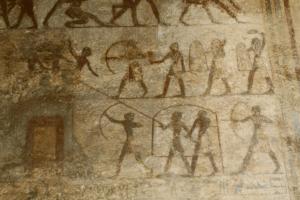 الجيش في مصر القديمة ودوره خلال الحرب والسلم-1
