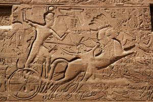 الجيش في مصر القديمة ودوره خلال الحرب والسلم-3