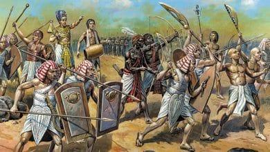 Photo of الجيش في مصر القديمة ودوره خلال الحرب والسلم