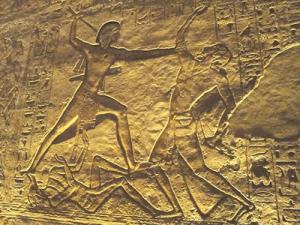 الجيش في مصر القديمة ودوره خلال الحرب والسلم-4