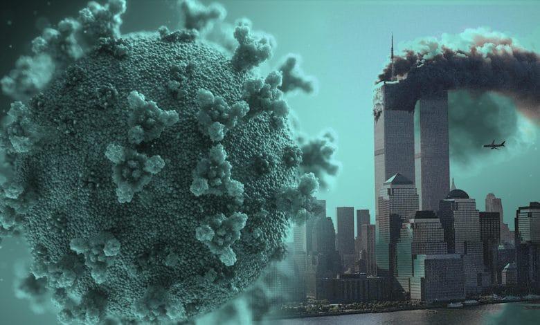 فيروس كورنا وأحداث 11 سبتمبر حدود التشابه