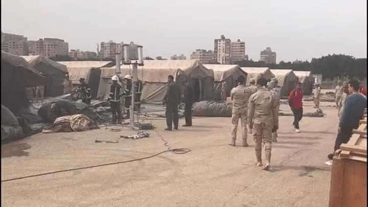 field military hospital