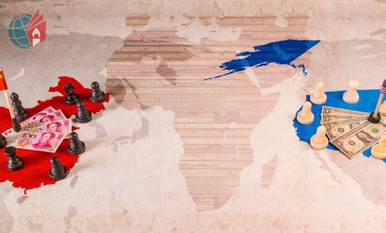 التنافس الصيني الأمريكي على القارة الأفريقية