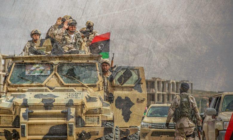 معركة طرابلس: مسار العملية العسكرية ودلالات الهزيمة
