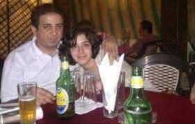 علياء المهدي مع كريم عامر
