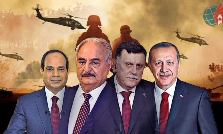 التحرك المصري تجاه ليبيا بين تأزم سياسي وحشد عسكري