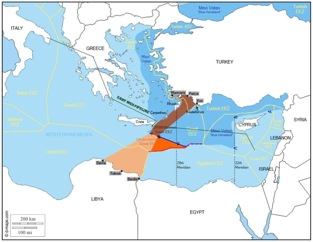 العلاقات المصرية التركية القضايا والإشكاليات-1