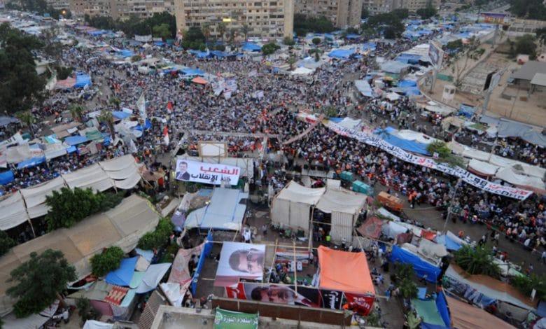 مشروعية اعتصام رابعة والنهضة