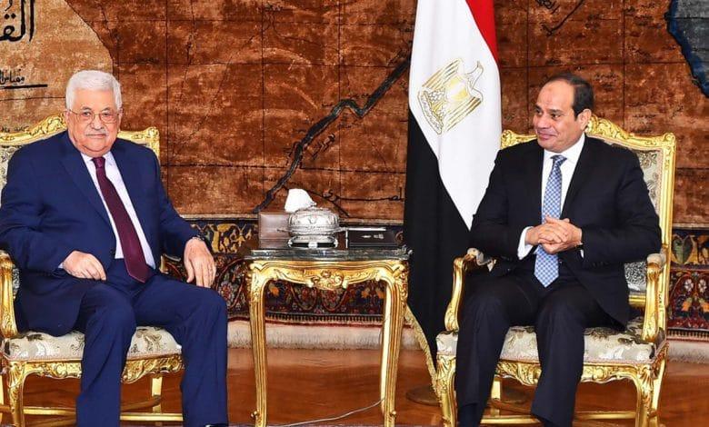 العلاقات المصرية الفلسطينية التحولات والمتغيرات