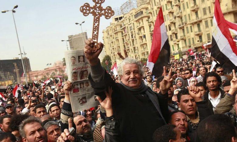 الكنيسة المصرية وثورة يناير المواقف والتحولات