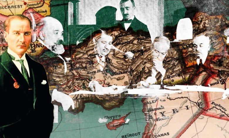Treaty of Lausanne 1923