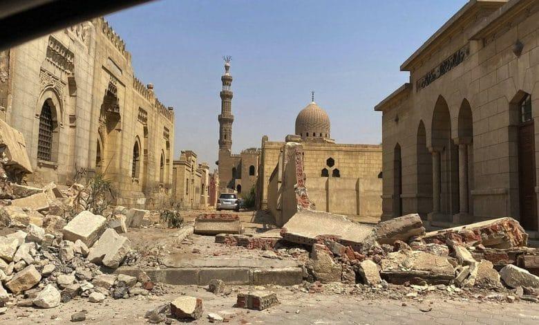 هدم المعالم التراثية بمصر الواقع والمخاطر