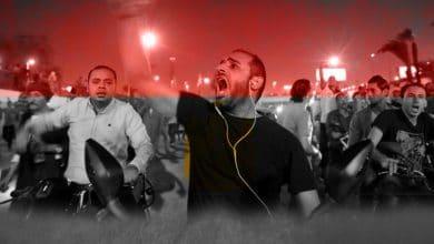 Photo of احتجاجات وضع الحدود في مصر