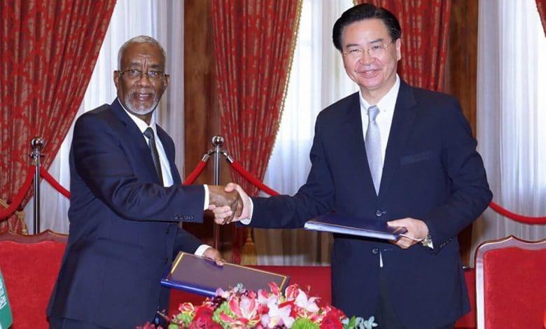 تايوان وأرض الصومال والصراع الدولي حول القرن الأفريقي
