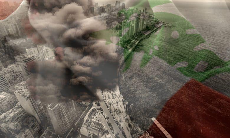 ما بعد انفجار بيروت لبنان إلى أين؟