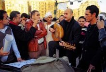 Photo of ميدان التحرير .. حالة استدعاء الأغنية الوطنية