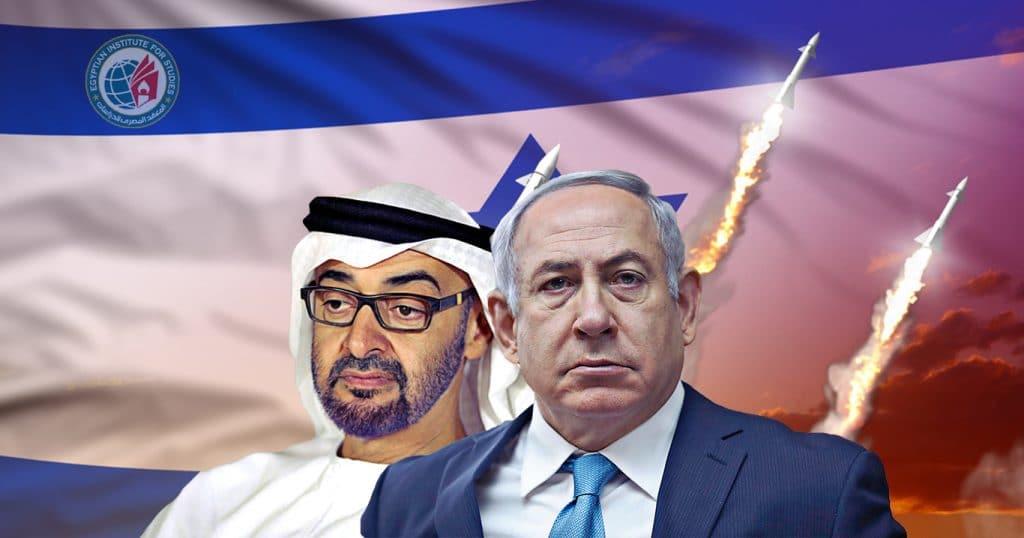 الأهداف الأمنية والعسكرية الإسرائيلية من اتفاق الإمارات
