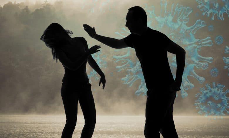 جائحة كورونا وظاهرة العنف المنزلي