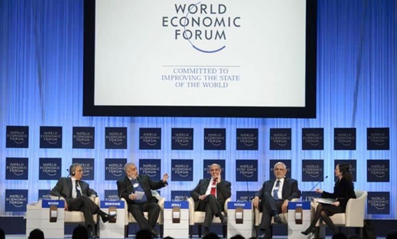 رسائل كلينتون الإخوان في المنتدى الاقتصادي العالمي بدافوس 2012