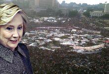 Photo of رسائل كلينتون: تطورات الثورة المصرية ما قبل التنحي