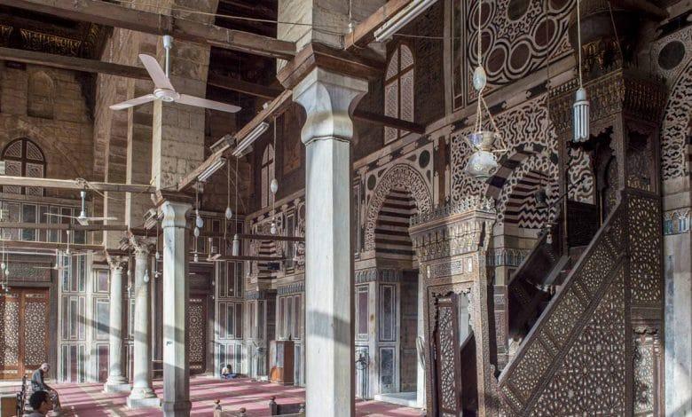 سرقة المساجد الأثرية في مصر المشكلة والحل